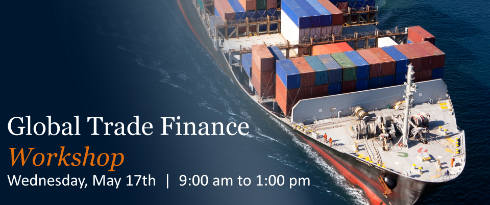 Global Trade Finance Workshop