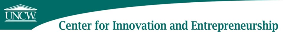 UNCW Center for Innovation and Entrepreneurship